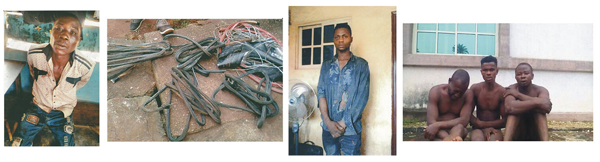 EEDC Vandals Bag Jail Term