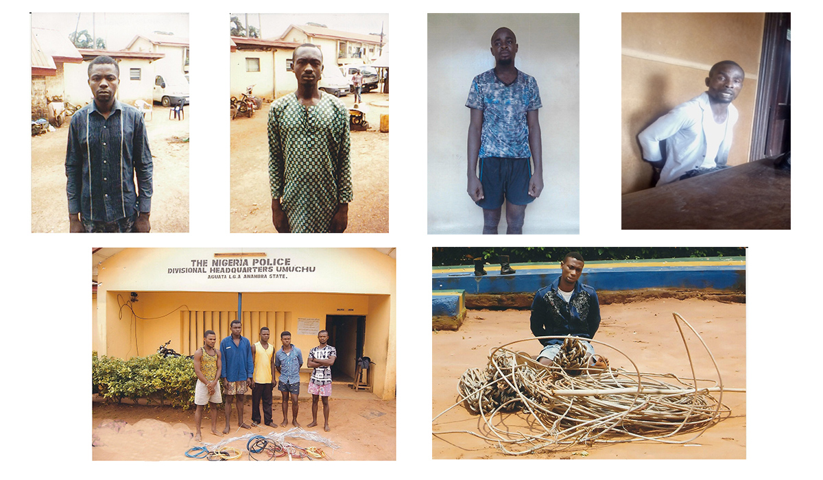 TWO CONVICTED TWELVE  ARRESTED FOR VANDALISING EEDC INSTALLATIONS